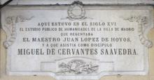 220px-Academia_donde_estudió_Cervantes_(RPS_02-05-2014)
