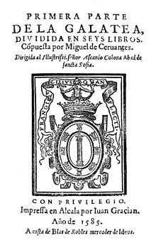 220px-La_Galatea_First_Edition_Title_Page
