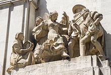 220px-Monumento_a_Miguel_de_Cervantes_-_La_Gitanilla